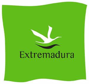 Bandera Marca Extremadura