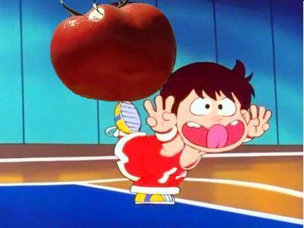Chicho Terremoto Tomate