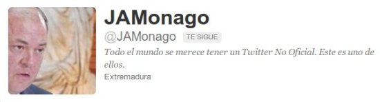 twitter monago